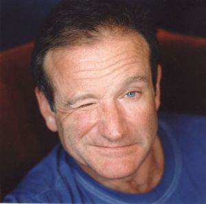 DEAUVILLE FESTIVAL: THE ACTOR ROBIN WILLIAMS